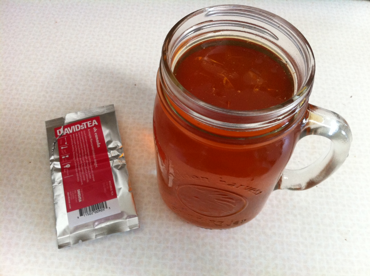 My Favourite Things – Oh Canada Rooibos Iced Tea