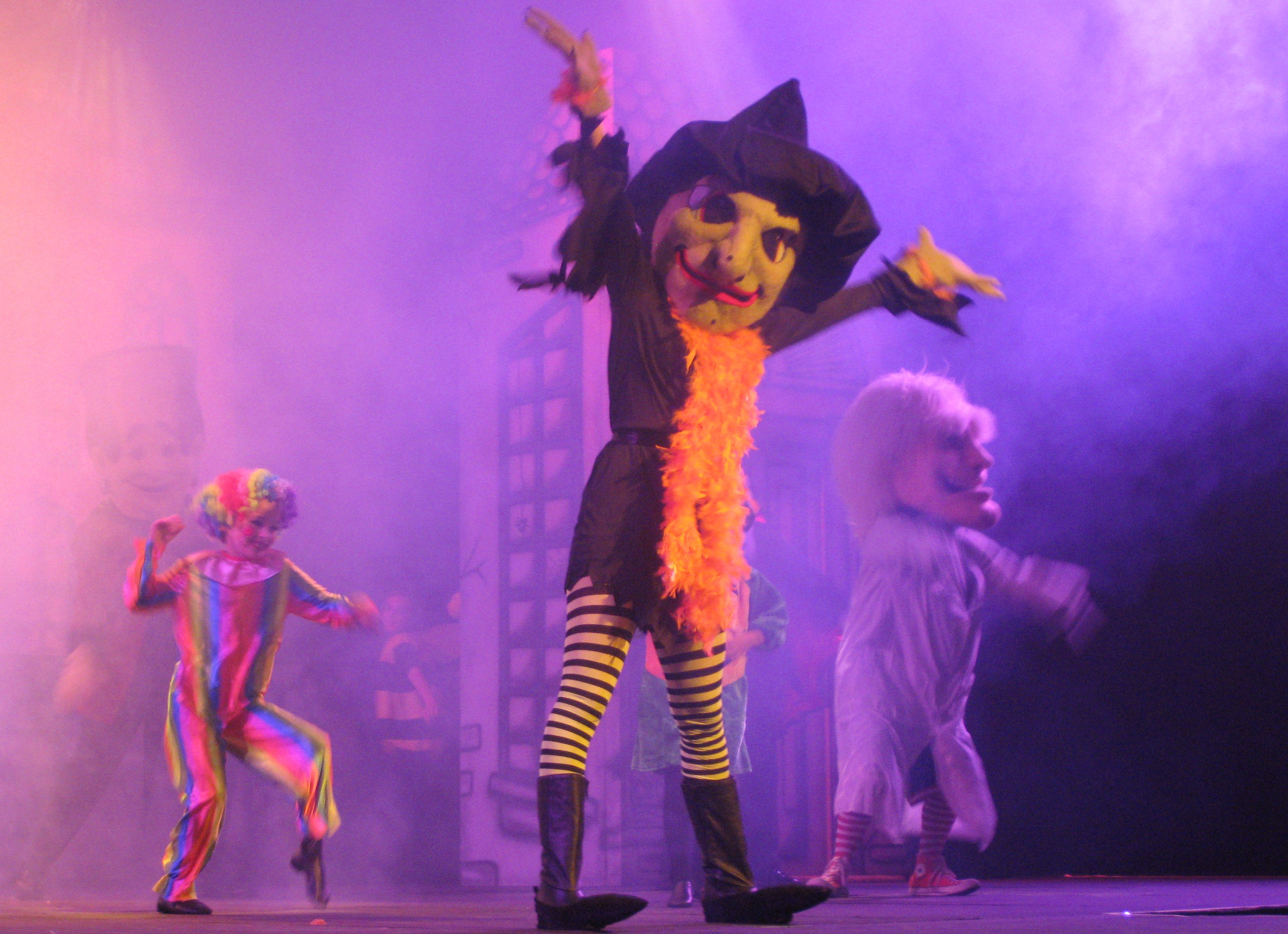 Review: The Great Big Boo – a Great Big Halloween Hit
