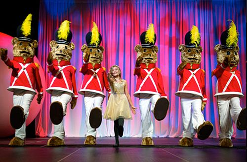 The Magic of Santa Show Starts this Week at the PNE