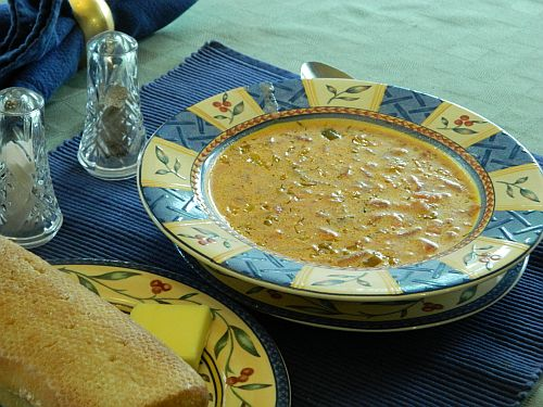 Grandma Audrey's Borscht Recipe