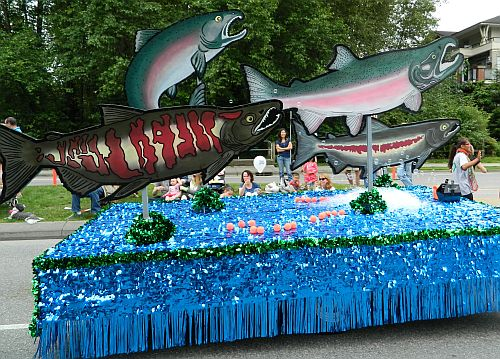 Port Moody Centennial Parade in Pictures