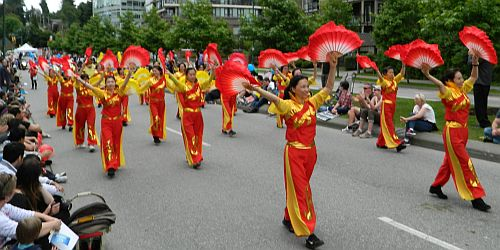 vancouver mom blogger thewritemama dancers