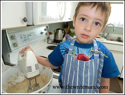 vancouver mom blogger, chocolate chip cookie recipe