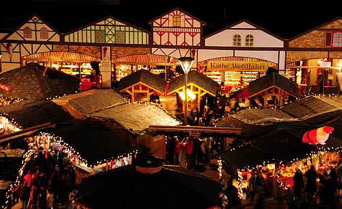 Vancouver Christmas Market 2013 Ticket Giveaway