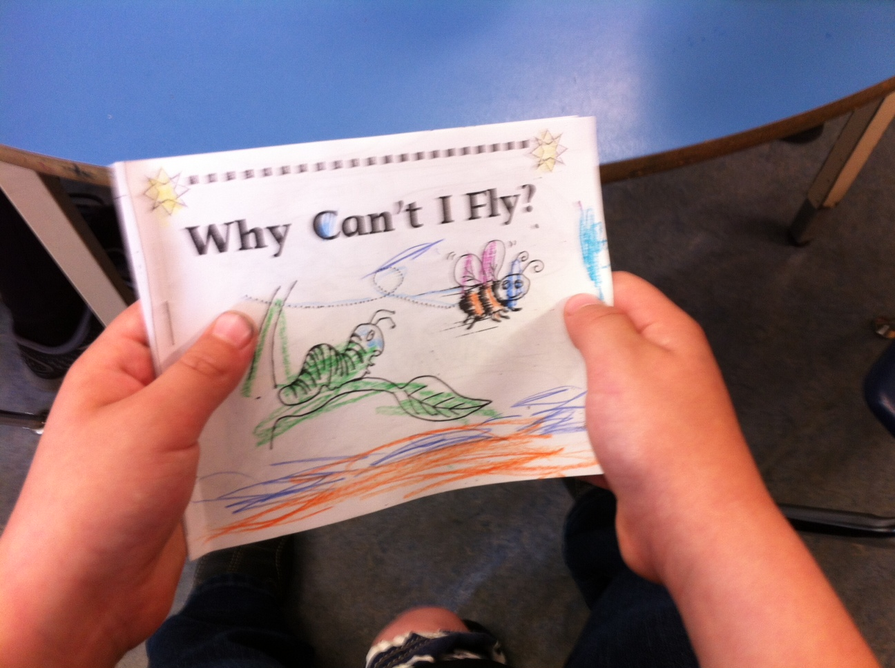 Kindergarten Vignettes: Parent Reading