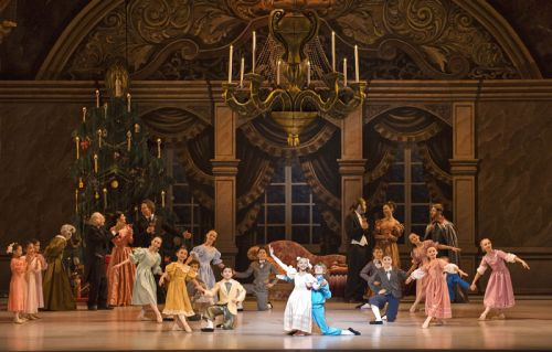 A Christmas Tradition: The Nutcracker