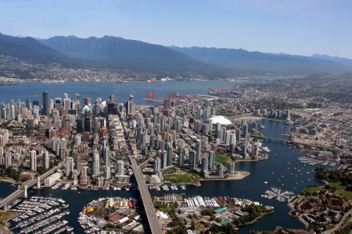 unemployment in Vancouver