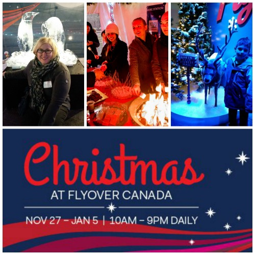 Christmas at Flyover Canada