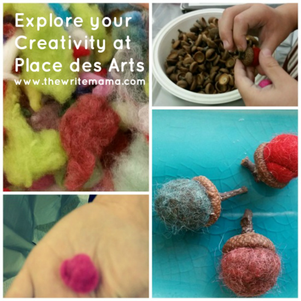 Explore your Creativity at Place des Arts