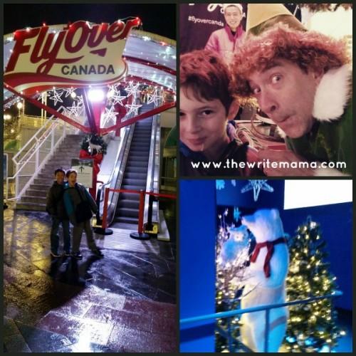 Christmas at Flyover Canada