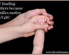 IVF Funding Matters because Families Matter