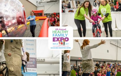 Healthy Family Expo: Healthy Choices, Healthy Family