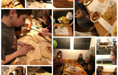 Little Chefs Birthday Party & Giveaway